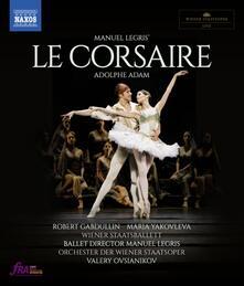 Le Corsaire. Balletto in 3 atti (Blu-ray) - Blu-ray di Adolphe Adam,Orchestra dell'Opera di Stato di Vienna
