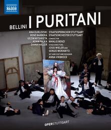 I Puritani (Blu-ray) - Blu-ray