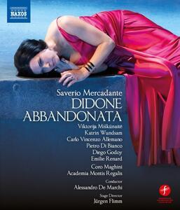 Didone abbandonata (Dramma per musica in 2 atti) (Blu-ray) - Blu-ray