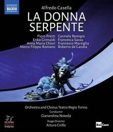 La Donna Serpente - Blu-ray