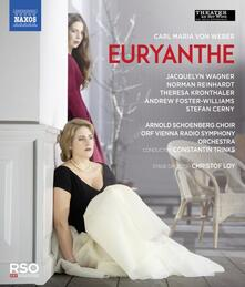 Euryanthe - Blu-ray