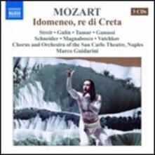 Idomeneo re di Creta - CD Audio di Wolfgang Amadeus Mozart,Marco Guidarini,Orchestra del Teatro San Carlo di Napoli
