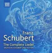 CD Lieder Franz Schubert