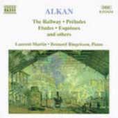 CD Preludi n.1, n.13, n.17, n.25 - Impromptus n.1, n.3 - Le chemin de fer - Études - Marche funèbre - Esquisses - Scherzo diabolico Charles Henri Valentin Alkan