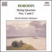 CD Quartetti per archi n.1, n.2 Alexander Porfirevic Borodin Haydn Quartet