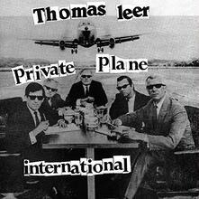 Private Plane - Vinile LP di Thomas Leer