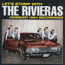 Let's Stomp with the Rivieras - Vinile LP di Rivieras