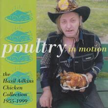 Poultry in Motion (Gatefold) - Vinile LP di Hasil Adkins
