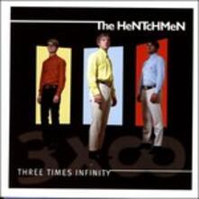 Three Times Infinity - Vinile LP di Hentchmen