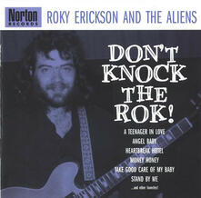 Don't Knock the Rock - Vinile LP di Roky Erickson