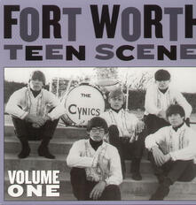 Fort Worth Teen Scene - Vinile LP