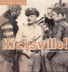 Kicksville 4 - Vinile LP