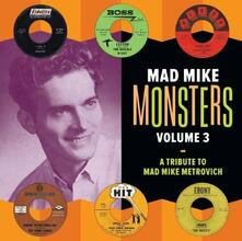 Mad Mike Monsters 3 - Vinile LP