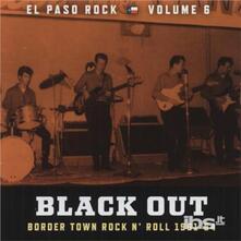 El Paso Rock vol.6 - Vinile LP