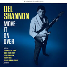 Move It All Over - Vinile LP di Del Shannon