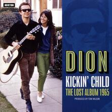 Kickin' Child - Vinile LP di Dion