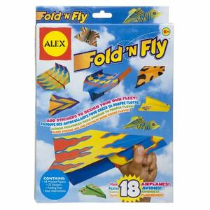 Costruisci gli aeroplani di carta - 2