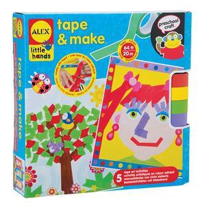 Colorare con i nastri adesivi