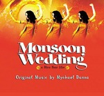 Cover CD Colonna sonora Monsoon Wedding