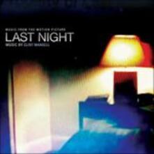Last Night (Colonna Sonora) (HQ) - Vinile LP