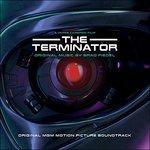 Cover CD Colonna sonora Terminator