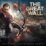 Cover CD Colonna sonora The Great Wall