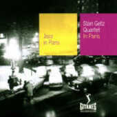 CD In Paris Stan Getz (Quartet)