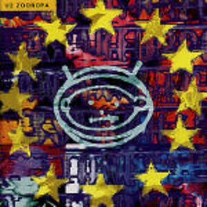 CD Zooropa U2
