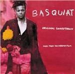 Cover CD Colonna sonora Basquiat