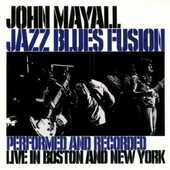 CD Jazz Blues Fusion John Mayall