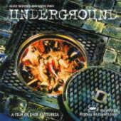 CD Underground (Colonna Sonora) Goran Bregovic