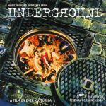 Cover della colonna sonora del film Underground