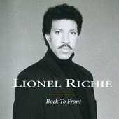 CD Back to Front Lionel Richie