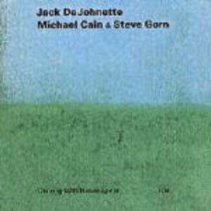 CD Dancing with Nature Spirits Jack DeJohnette