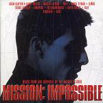 Cover CD Colonna sonora Mission: Impossible