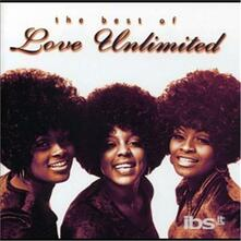 Best of - CD Audio di Love Unlimited