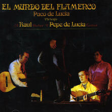 El Mundo Flamenco - CD Audio di Paco De Lucia