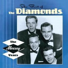Best of Mercury Years - CD Audio di Diamonds