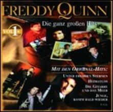 Die Ganz Grossen Hits - CD Audio di Freddy Quinn