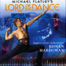 Lord of the Dance (Colonna Sonora) - CD Audio di Ronan Hardiman