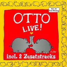 Otto Live - CD Audio di Otto