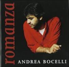 Romanza (Versione spagnola) - CD Audio di Andrea Bocelli