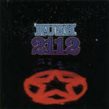 2112 (Remastered) - CD Audio di Rush