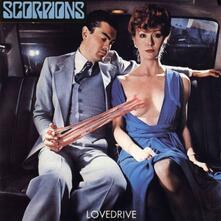 Lovedrive - CD Audio di Scorpions