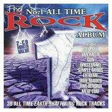 The No.1 All Time Rock Album - CD Audio
