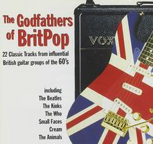 Godfathers of Brit Pop - CD Audio