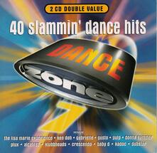 7ance Zone 10 Slammin Dance Hits - CD Audio