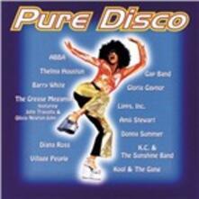 Pure Disco - CD Audio