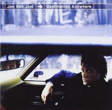 Destination Anywhere - CD Audio di Bon Jovi