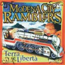 Terra e libertà - CD Audio di Modena City Ramblers